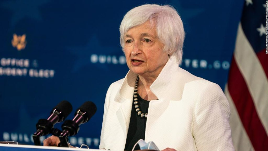 Janet Yellen made millions giving speeches to Wall Street banks she'll soon regulate