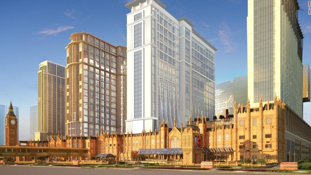 The Londoner: Macao's newest resort is a shrine to all things British