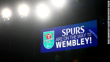 Tottenham has the chance to win a first major trophy since 2008.