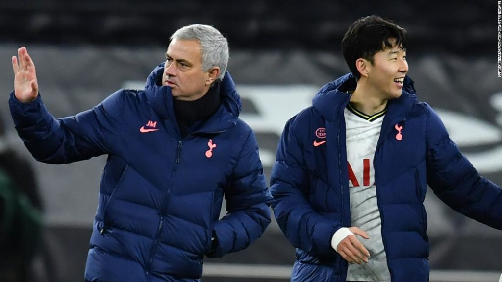 Jose Mourinho one match away from ending Tottenham Hotspur's 13-year trophy drought