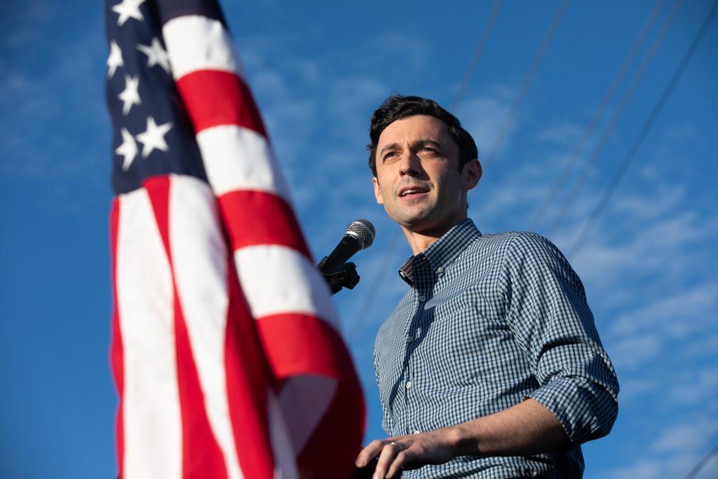 Democrats will take control of the Senate as Ossoff wins