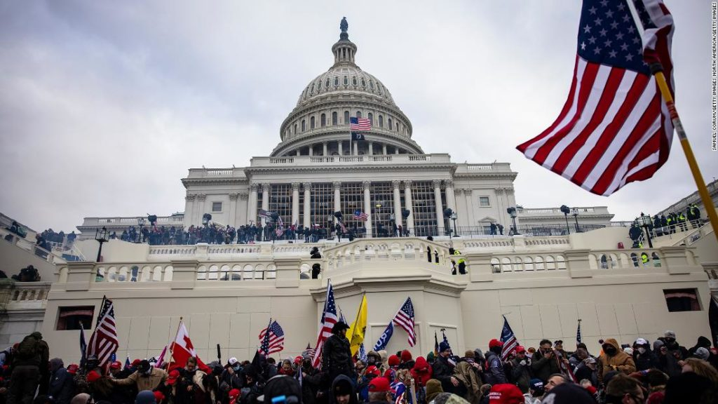 Washington DC protests and Electoral College vote count: Live updates