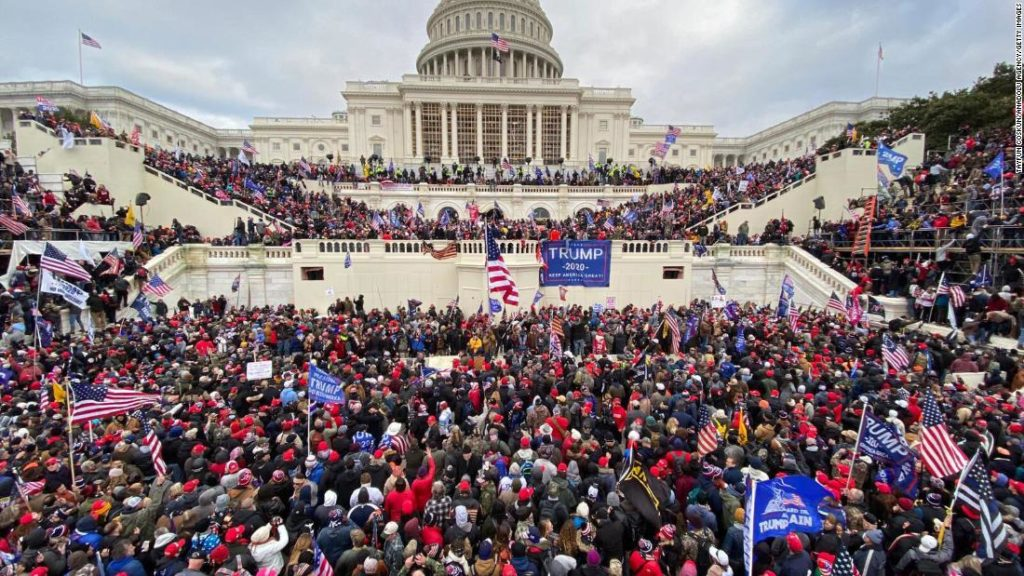 Washington DC election protest: Live updates