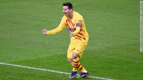 Barcelona is on a seven-game unbeaten streak.