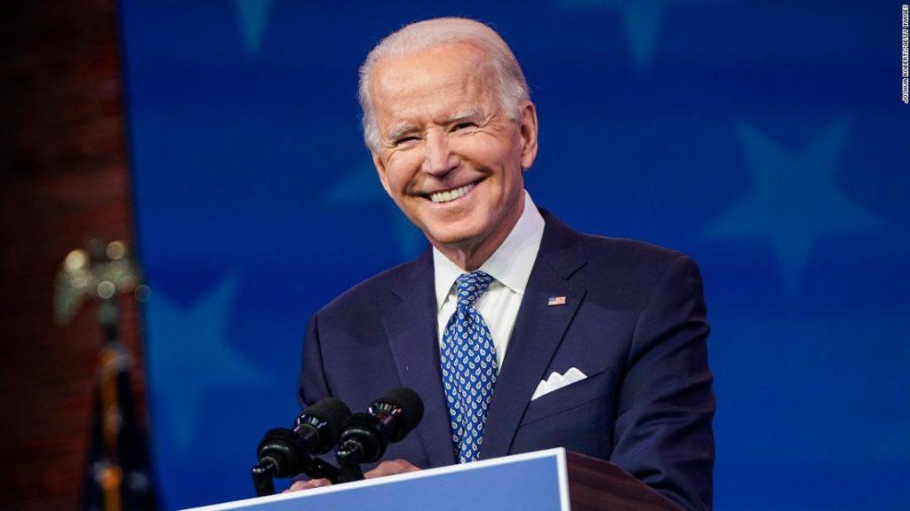 Watch the moment Congress finalized Joe Biden's victory