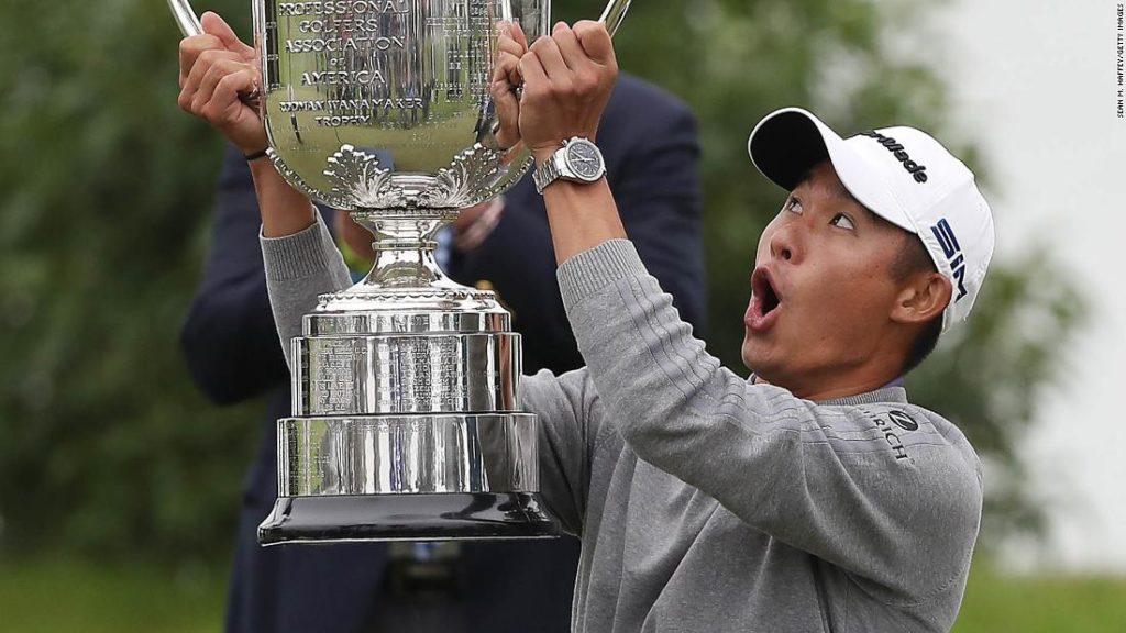 Collin Morikawa: After 'life-changing' major win, US star says fame won't change him