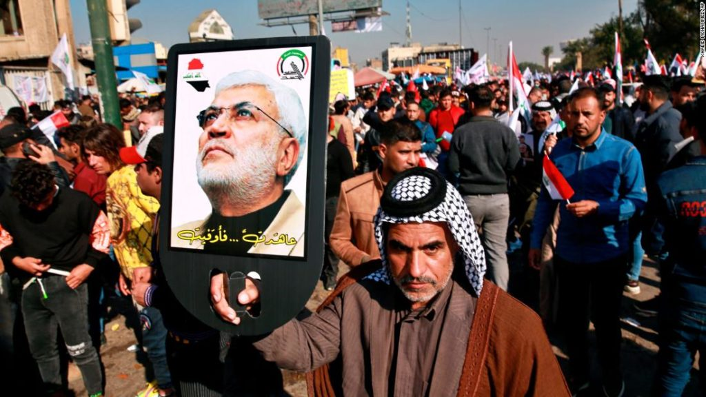 Iraqi judge issues arrest warrant for Donald Trump