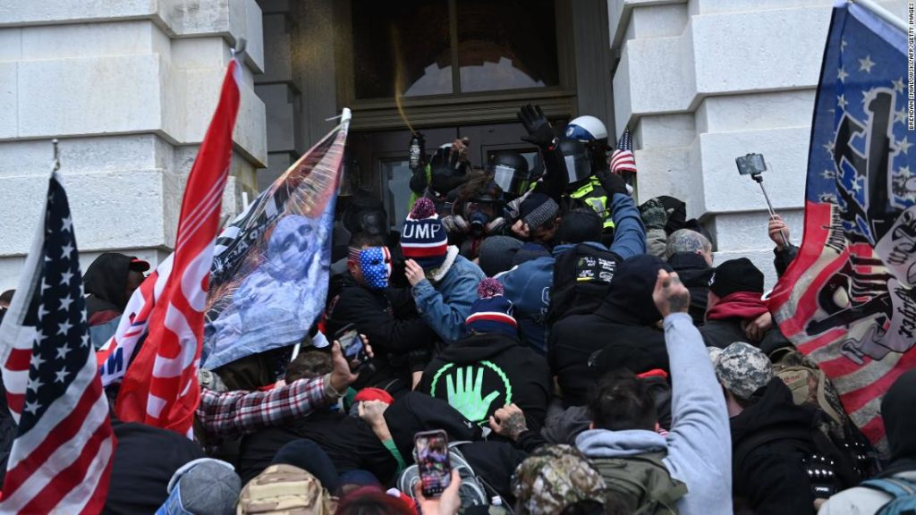 Prosecutors 'looking at all actors,' including Trump, as charges are filed against Capitol rioters