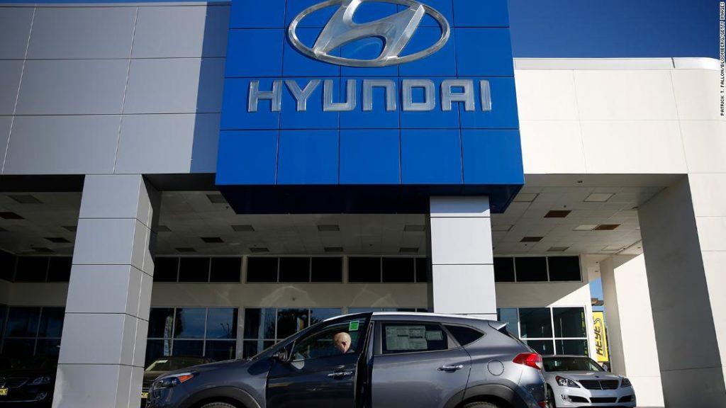 Hyundai stock skyrockets on Apple car reports