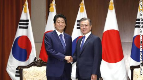 North Korea and China are huge winners in the worsening Japan-South Korea spat