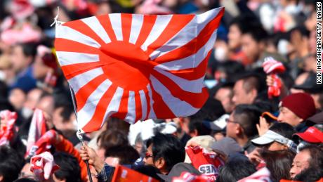 'Symbol of the devil': Why South Korea wants Japan to ban the Rising Sun flag from the Tokyo Olympics