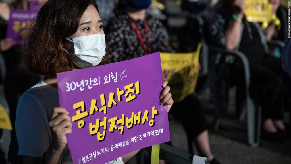 South Korean judge rules Japan must pay $91,000 to each 'comfort woman'