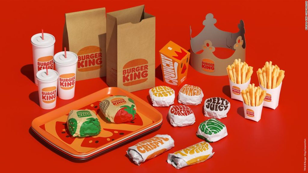 Burger King has a new logo. Here's what it looks like