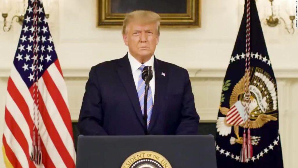 Twitter bans President Trump's account