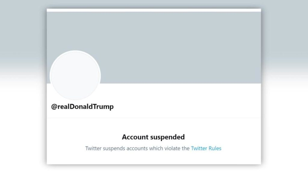 Donald Trump's isolation grows after Twitter takes his special power away