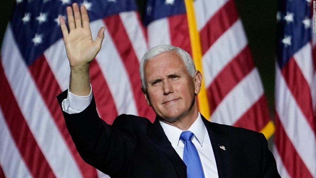 Mike Pence will attend Joe Biden's inauguration