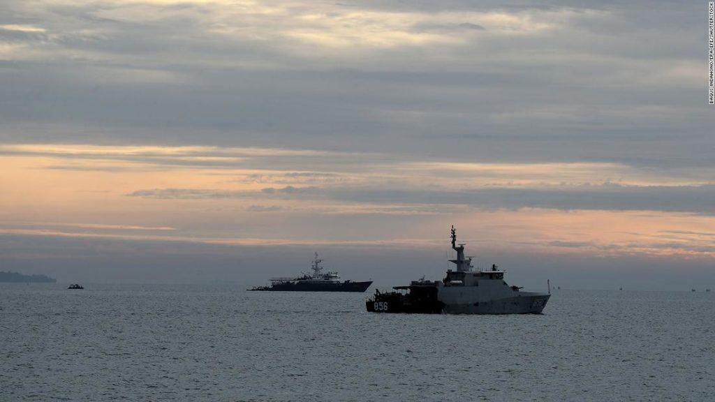 Indonesia plane crash: Search mission to locate missing Sriwijaya Air plane underway