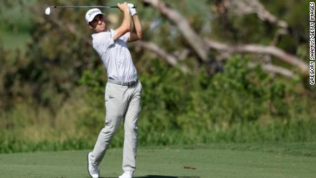 A former world No. 1, Thomas is now third in golf's rankings.