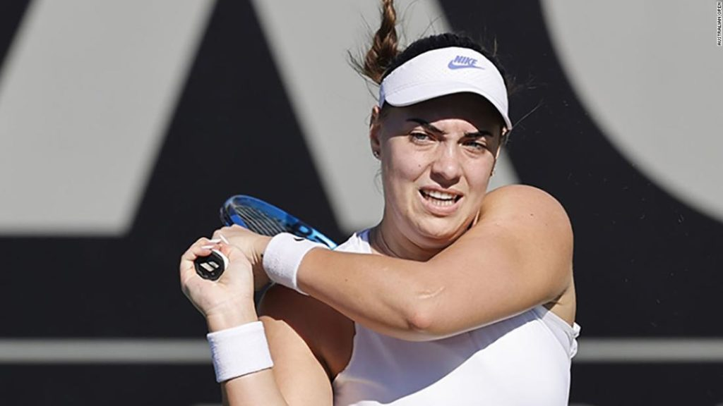 After difficult injury run, Ana Konjuh closes in on grand slam return with battling Australian Open qualifying win