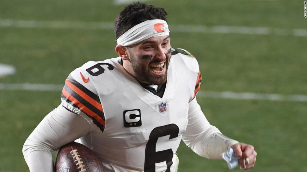 Cleveland Browns overcome history and adversity to win first playoff game for 25 years