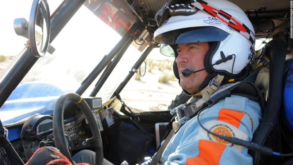 Hubert Auriol: Dakar Rally legend, who won the race three times, has died
