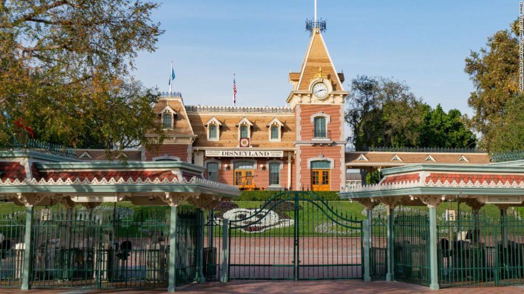 California's Disneyland Resort will host a 'super' Covid-19 vaccination site