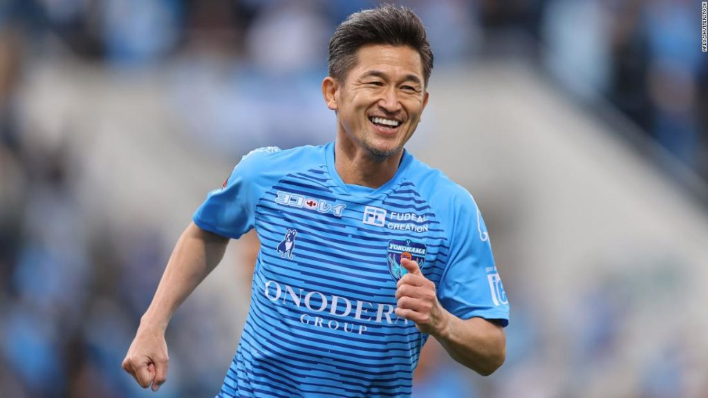 Kazuyoshi Miura: 53-year-old signs contract extension to play in his 36th professional season