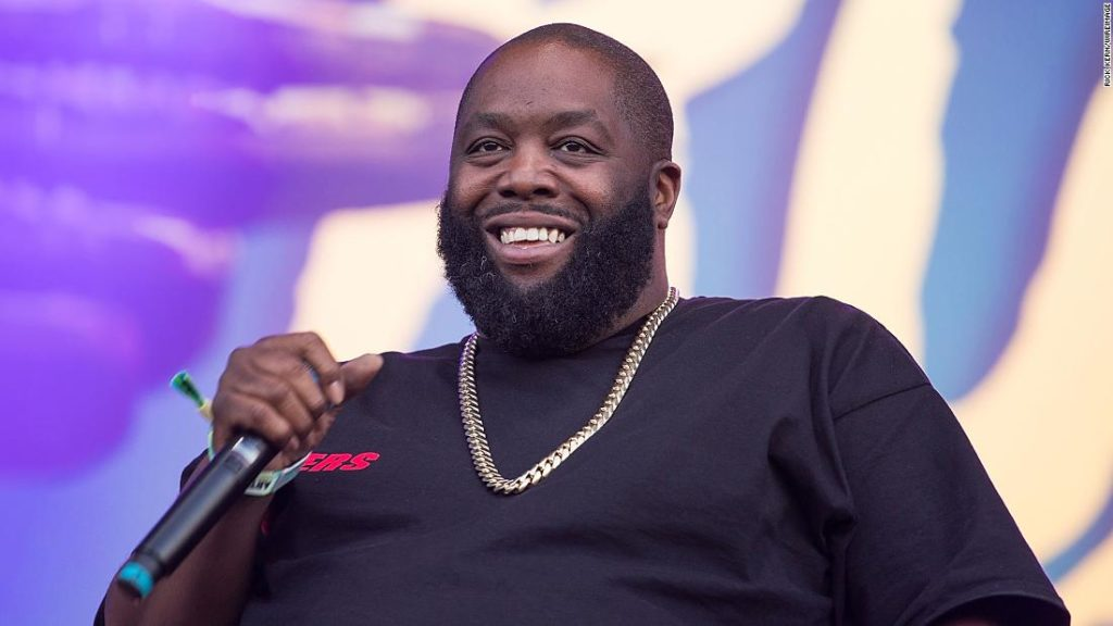 Killer Mike is taking on racial inequality in banking