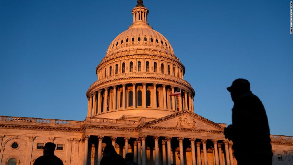 """Top military officials condemn """"sedition and insurrection"""" at US Capitol"""