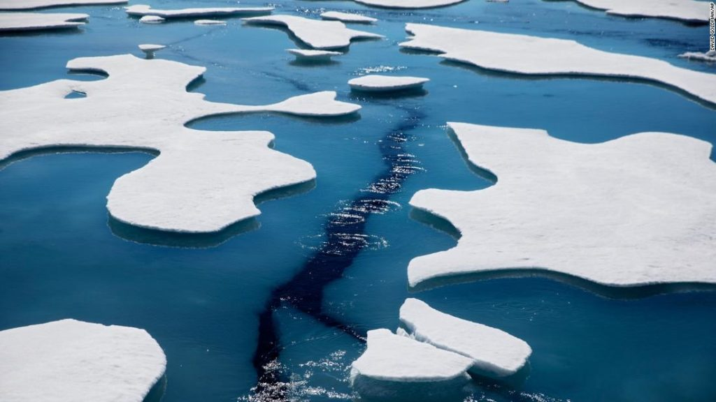 The Arctic Ocean is being polluted by tiny plastic fibers from our clothes