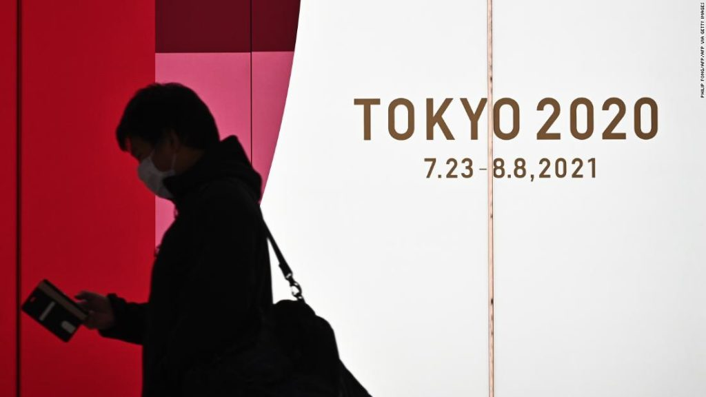 Olympic prep continues in Tokyo despite Covid-19 state of emergency