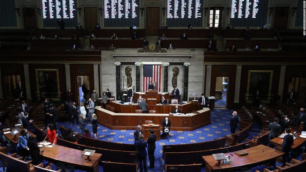 How a swift impeachment was born under siege