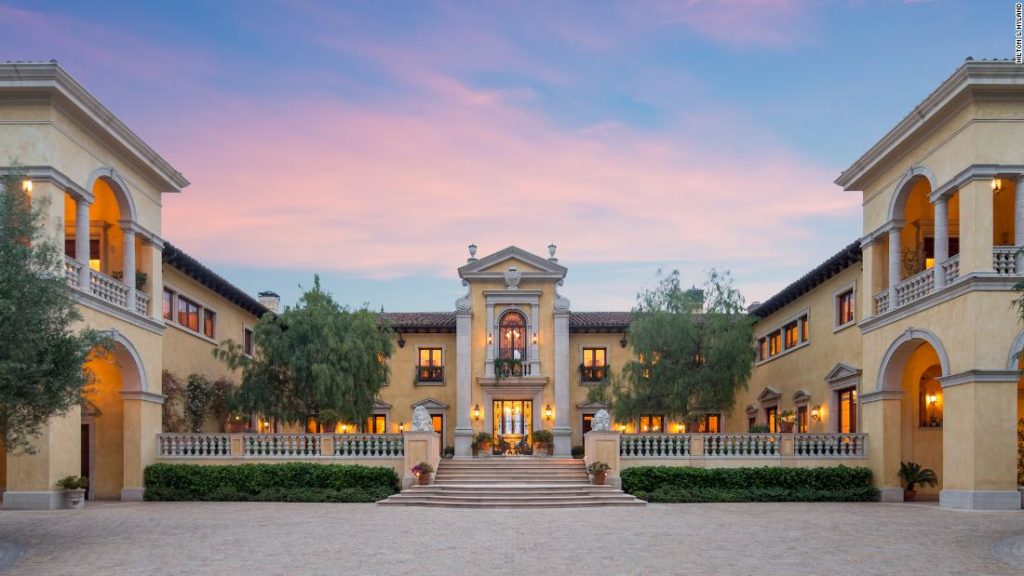 Most expensive home to sell at auction could be this $160M Beverly Hills mansion