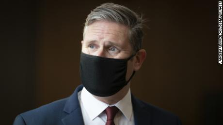 UK opposition leader Keir Starmer called for an investigation into why outcomes were so bad for Black parents.