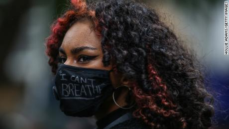 The issue gained more prominence last June, when BLM protesters demanded a reckoning for racial injustices.