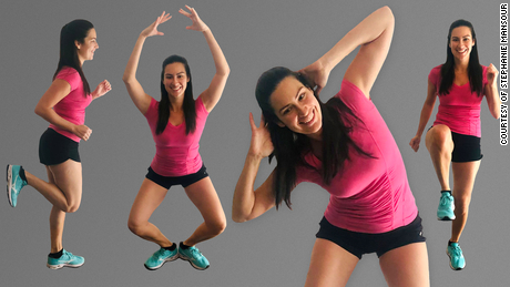 You can do this total-body workout anywhere -- no equipment needed