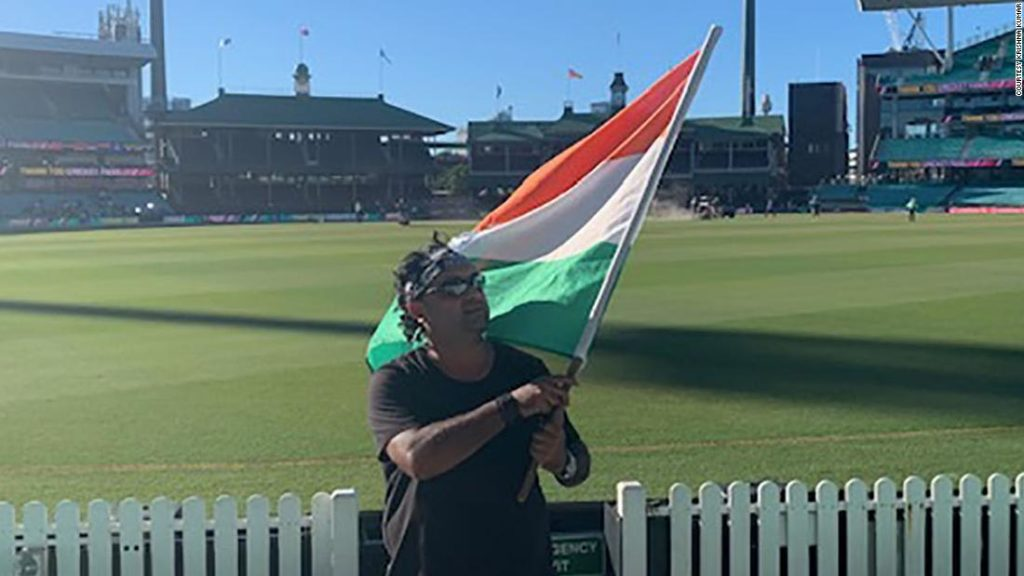 Sydney Test: India cricket fan details allegations of racial abuse by staff and supporters