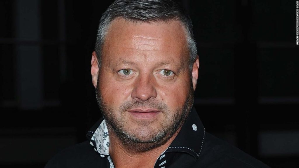 Mick Norcross, 'The Only Way Is Essex' star, found dead at 57