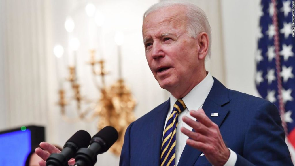 Here are the 30 executive orders and actions Biden signed in his first three days