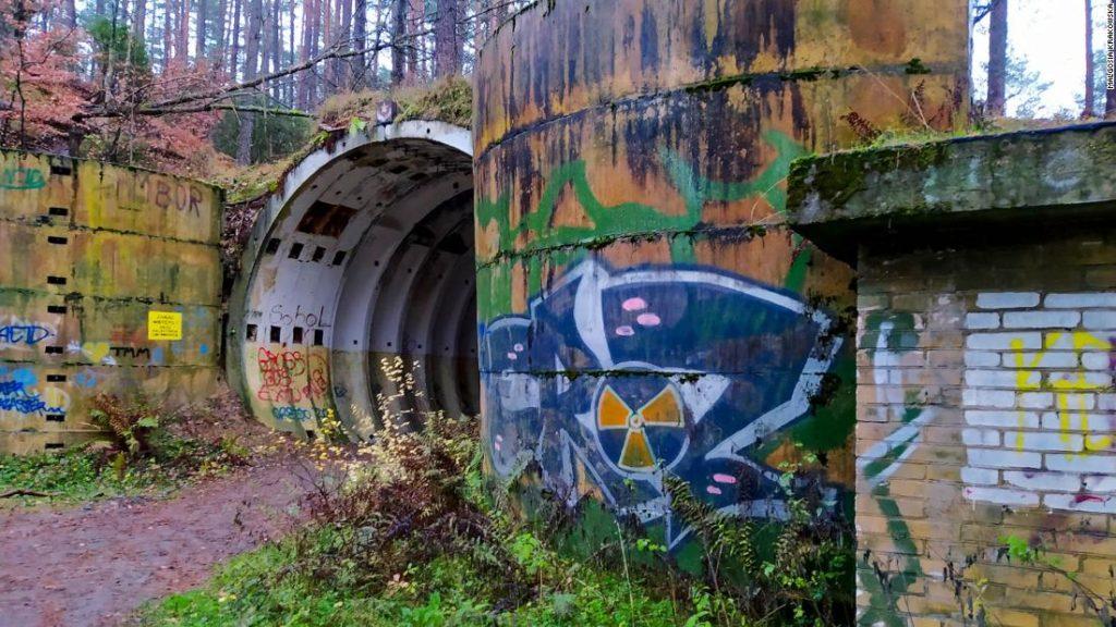 Poland's Borne Sulinowo: The secret town where Soviets hid nukes