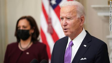 White House wants Democrats to be patient on stimulus talks as Biden pushes for bipartisan path, officials say
