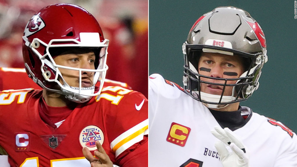 Super Bowl 2021: Kansas City Chiefs will face the Tampa Bay Buccaneers in Super Bowl LV