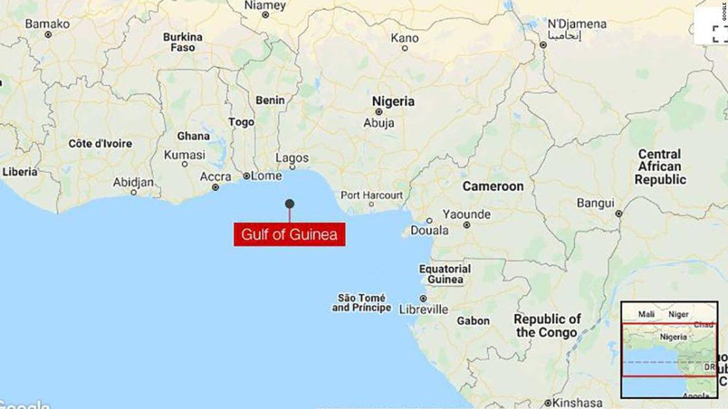 Pirates off Nigeria's coast kidnap 15 sailors in attack on Turkish container ship Mozart