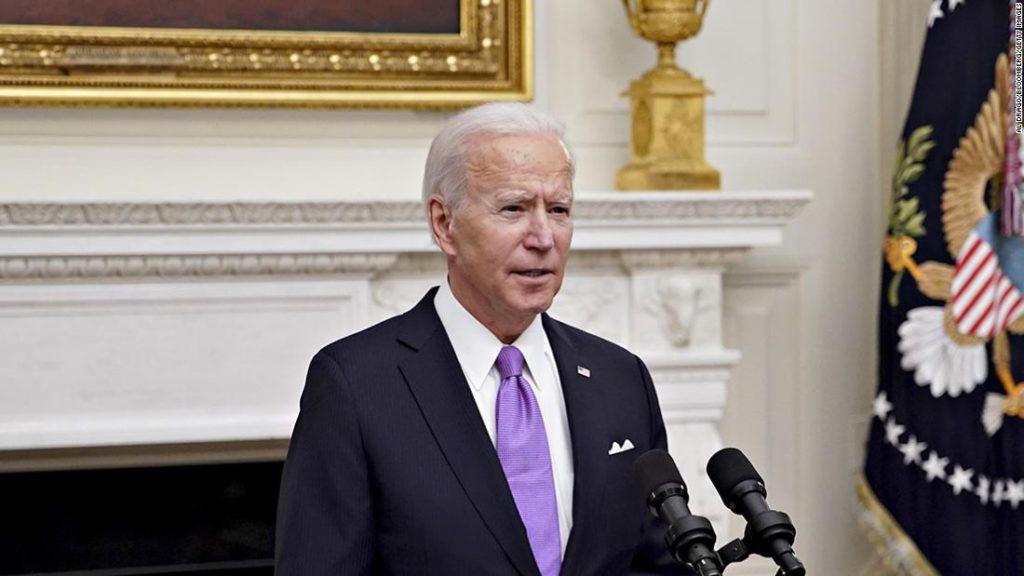 Biden lifting Trump's transgender military ban