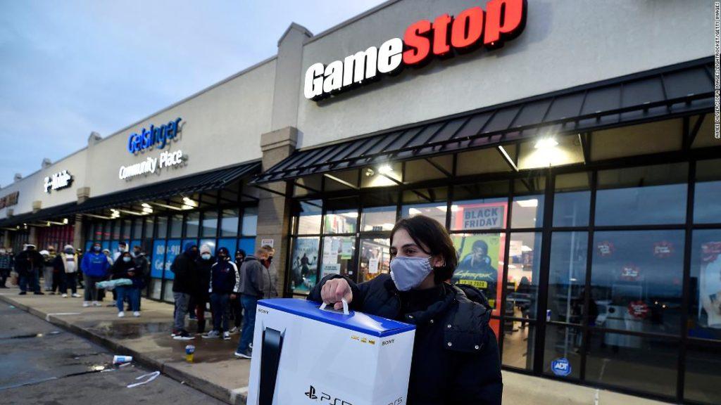 GameStop stays open during coronavirus outbreak