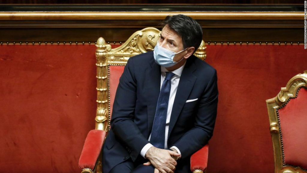 Italy Prime Minister Giuseppe Conte will resign amid pandemic and political turmoil
