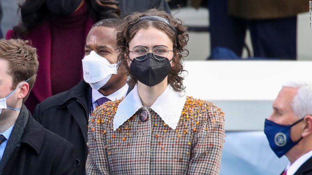 Ella Emhoff: The inauguration's breakout fashion star