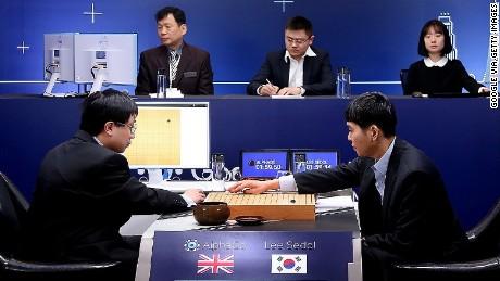 Go world champion Lee Se-dol took on Google's AlphaGo program in 2016.