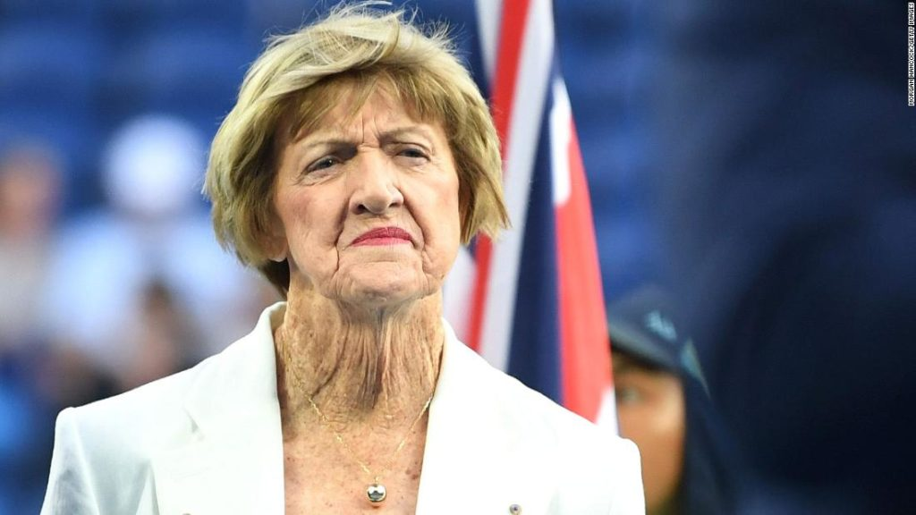 Margaret Court: Tennis great says she wasn't invited to Australian Open