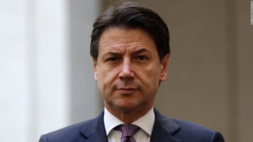 Giuseppe Conte resigns as Italian Prime Minister in calculated move
